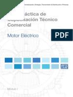 WEG Guia Practico de Capacitacion Tecnico Comercial 50026117 Catalogo Espanol