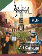 The GalleryFront.com peak oil art catalog