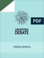 Argentina Primera Infancia 2015