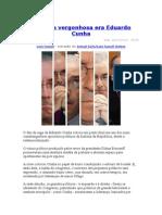 O fim da Vergonhosa era Eduardo Cunha