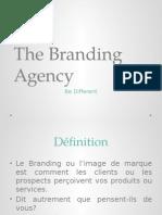 Présentation de The Branding Agency