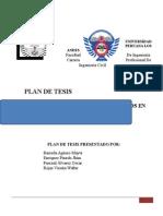 Plan de Tesis Polimeros