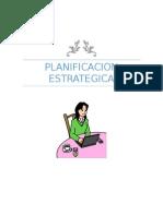 Deber de Planificacion Estrategica