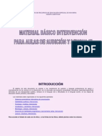 Material Intervencion Ayl