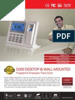 Tr Bio Office D200