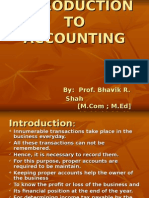 1. Introduction to Accounting