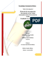 Contribución Al Incremento en Las Ventas Mensuales de La Cervecería La Ceiba