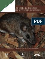 Estudio Sobre Biologia Roedores Mexicanos