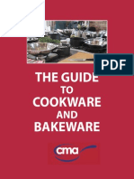 CMA Guide to Cookware & Bakeware 2015 Ed.