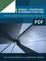 Memorias XXXVI Jornadas Sudamericanas de Ingeniería Estructural