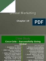 17 Global Marketing Ch.19