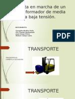 Conexion en Transformadores de Media a Baja