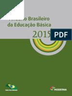 Anuário Educação em 2015 no Brasil