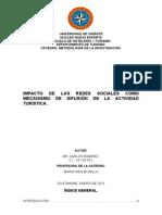 IMPACTO DE LAS REDES SOCIALES COMO MECANISMO DE DIFUSIÓN DE LA ACTIVIDAD TURÍSTICA..docx
