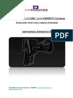 User Manual English Leakshooter Version 2,0 August 2013