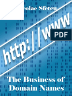 The Business of Domain Names