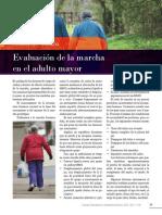 Evaluacion Marcha Adulto Mayor