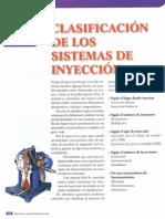 Clasificacion de Los Sistemas de Inyeccion[1]