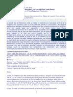 DIVORCINaturaleza de la compensación económicaO. Naturaleza de La Compensación Económica.28.04.08.