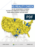 Shale Gas Reality Check