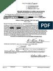 Sandra Bland Affidavit
