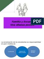 Alianza Familia - Escuela