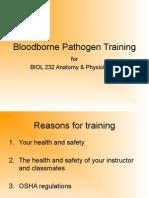 Bloodborne Pathogen Training (1)