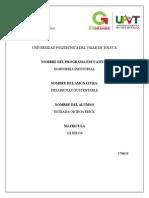 Análisis de Desarrollo Sustentable