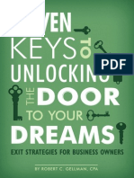 SEVEN KEYS TO UNLOCKING THE DOOR TO YOUR DREAMS