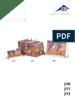 Skin Section Model
