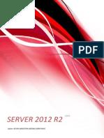 Manual de Server 2012R2