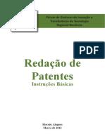 Redacao de Patentes - Fortec