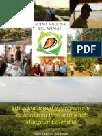 Produccion de Mango en Colombia