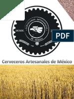 Directorio Cerveceros Artesanales de Mexico