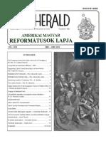 May June 2015 Calvin Synod Herald
