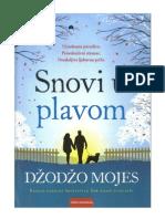 Jojo Moes - Snovi u Plavom