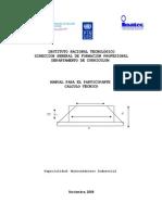 Manual de Calculo Tecnico
