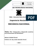 TP Integración Numerica