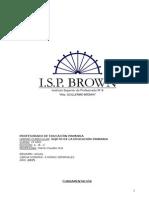 2015 Programa Sujeto de La Educ Primaria.