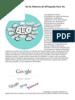Posicionamiento Web En Motores de búsqueda Para No SEOs