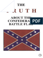 """The Truth About the Confederate Battle Flag ""by Pastor John Weaver"