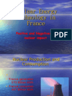 Nuclear Energy Technology in France[1]