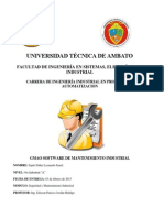 GMAO Programas Informe.