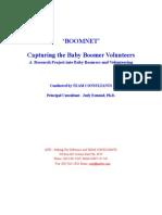 US Boomnet Report 2001