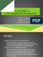 Cost Analysis Dan Cma