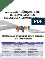 Modelos de Intervencion en Pc