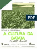A Cultura Da Batata