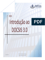 Introdução Ao DOCSIS 3.0