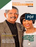 Eif Magazine Vol 12 Issue 2 - Summer 2015