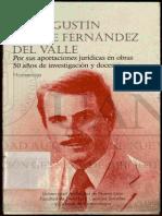 Por Sus Aportaciones Juridicas en Obras 50 Años de Investigación y Docencia